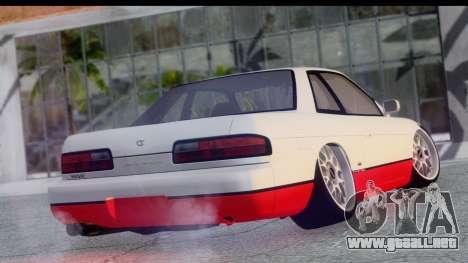 Nissan Silvia S13 Camber Style para GTA San Andreas left
