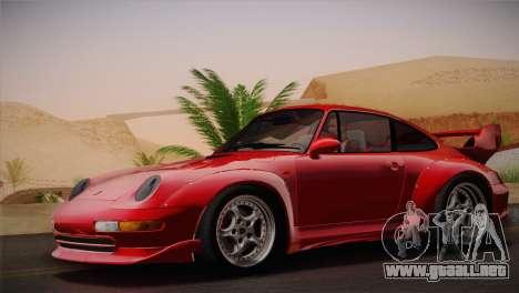 Porsche 911 GT2 (993) 1995 para GTA San Andreas
