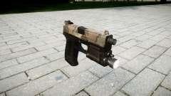 La pistola HK USP 45 erdl para GTA 4