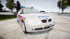 BMW 525d E60 2006 Police [ELS]