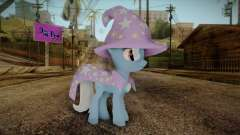 Trixie from My Little Pony para GTA San Andreas