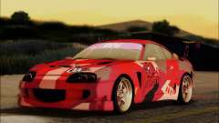 Toyota Supra Fail Crew para GTA San Andreas