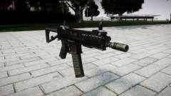 Pistola de KAC PDW