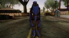 Garrus Helmet from Mass Effect 2
