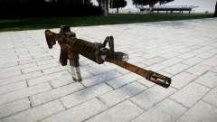 Tácticas de asalto M4 rifle para GTA 4