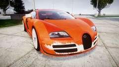 Bugatti Veyron 16.4 SS [EPM] Halloween Special para GTA 4