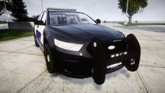 Ford Taurus 2014 Sheriff [ELS]
