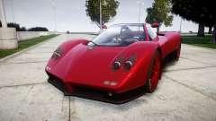 Pagani Zonda C12 S 7.3 2002 PJ2