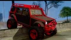 GTA 5 Mesa MerryWeather para GTA San Andreas