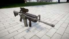 Automático M4 carabina Táctica Señores para GTA 4