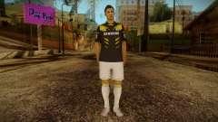 Footballer Skin 3 para GTA San Andreas