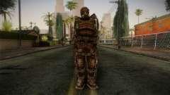 Army Exoskeleton para GTA San Andreas