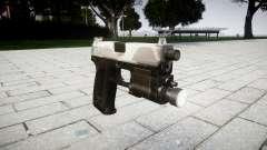 La pistola HK USP 45 yukon