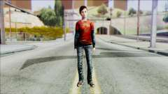 Ellie from The Last Of Us v1 para GTA San Andreas