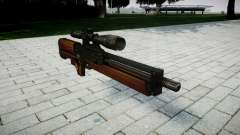 Rifle de francotirador Walther WA 2000