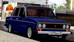 ВАЗ 2106 estilo ruso