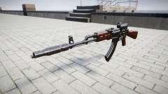 Автомат АК-47 Colimador y el Hocico de freno de