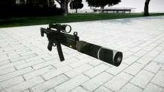 Táctica subametralladora MP5