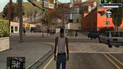 C-HUD Grove Street Gang