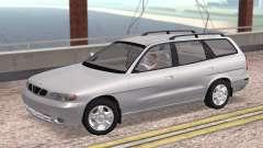 Daewoo Nubira me Vagón CDX NOSOTROS 1999