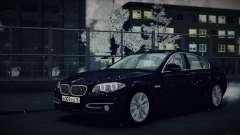 BMW 535i F10 para GTA San Andreas