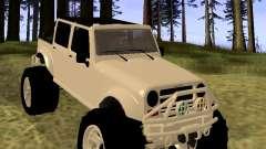 GTA 5 Mesa MerryWeather version