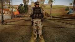 Army Skin 1 para GTA San Andreas