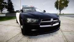 Dodge Charger 2013 LAPD [ELS] para GTA 4
