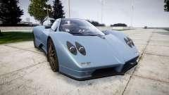 Pagani Zonda C12 S 7.3 2002 PJ1