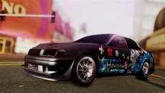 Toyota Chaser Hayabusa para GTA San Andreas
