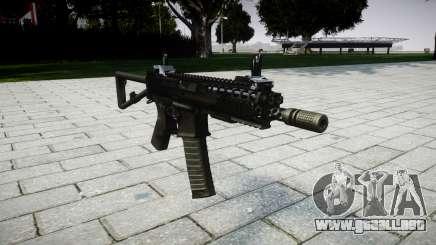 Pistola de KAC PDW para GTA 4