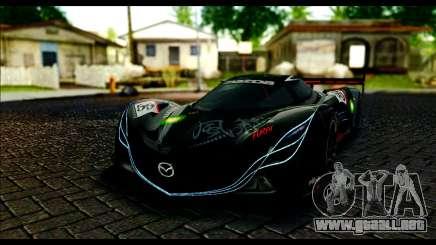 Mazda Furai Concept 2008 para GTA San Andreas