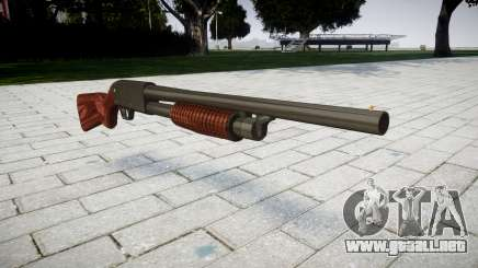 Antidisturbios de la escopeta Ithaca M37 para GTA 4