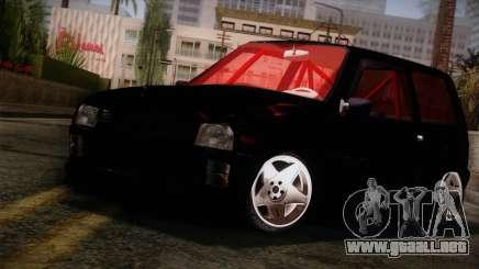 Perodua Kancil L2s v0.2 para GTA San Andreas