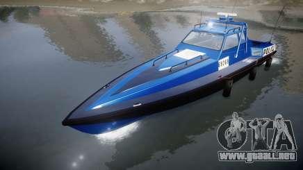 GTA V Police Predator para GTA 4