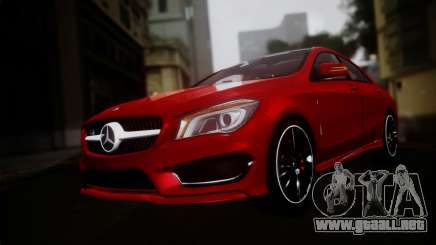 Mercedes-Benz CLA 250 2014 para GTA San Andreas