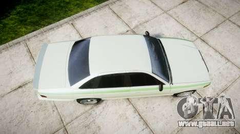 GTA V Vapid Stanier v3.0 para GTA 4 visión correcta