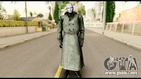 Resident Evil Skin 12 para GTA San Andreas