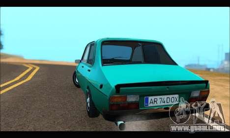 Dacia 1310 DOX para GTA San Andreas vista posterior izquierda