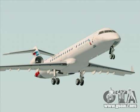 Bombardier CRJ700 American Eagle Airlines para el motor de GTA San Andreas