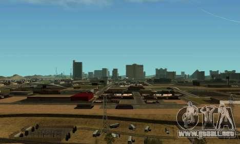 ENBSeries v6 By phpa para GTA San Andreas undécima de pantalla