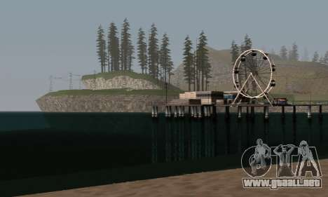 ENBSeries v6 By phpa para GTA San Andreas séptima pantalla