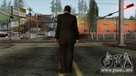 GTA 4 Skin 19 para GTA San Andreas segunda pantalla