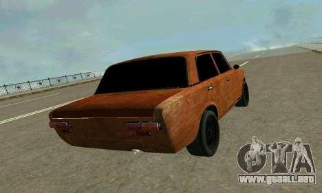 VAZ 2101 Ratlook v2 para visión interna GTA San Andreas