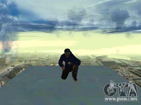 SFR1 New Skin para GTA San Andreas tercera pantalla