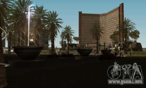ENBSeries v6 By phpa para GTA San Andreas tercera pantalla
