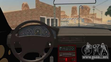 Mercedes-Benz 500SL R129 1992 para la visión correcta GTA San Andreas