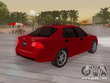 Saab 95 para el motor de GTA San Andreas