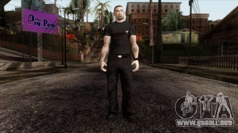 GTA 4 Skin 88 para GTA San Andreas