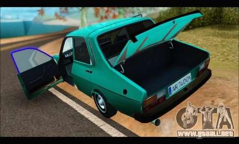 Dacia 1310 DOX para GTA San Andreas vista hacia atrás